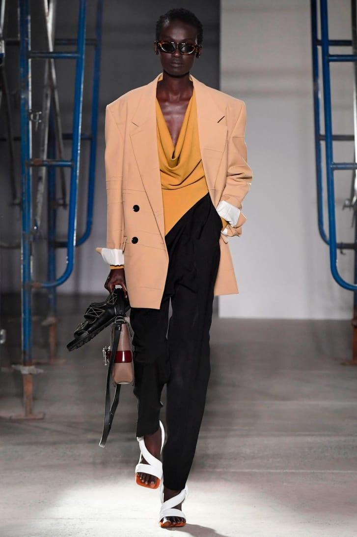 Proenza Schouler Spring-Summer 2020 show at New York Fashion Week