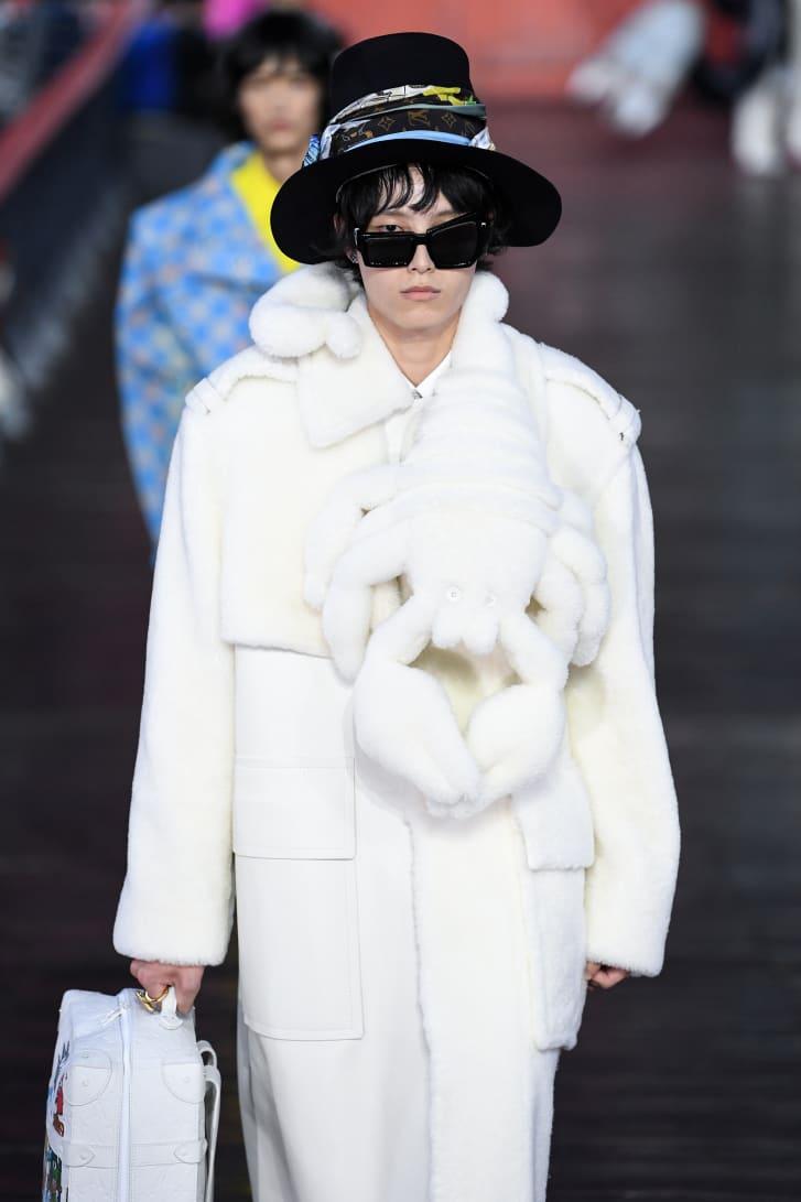 Louis Vuitton Spring-Summer 2021 Men's show.