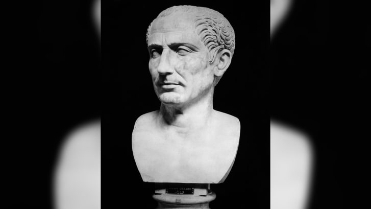 Julius Caesar was killed by Brutus and several others at the Theater of Pompey in Rome.