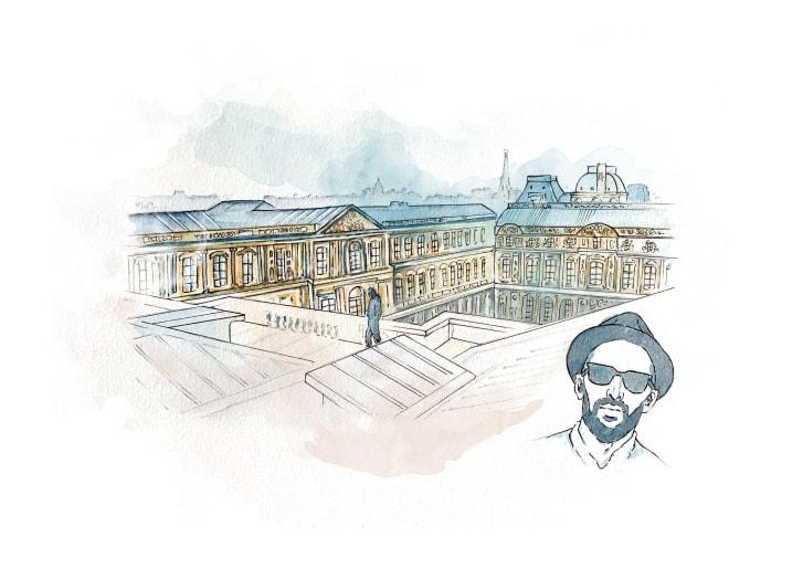 Il museo utilizzerà i proventi dell'asta per un nuovo spazio didattico.