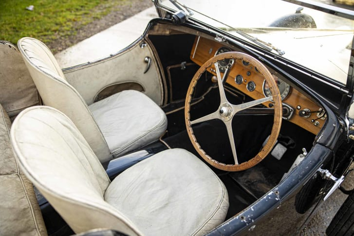 "The car is being offered in ""exceptionally rare condition,"" auction house Bonhams said."