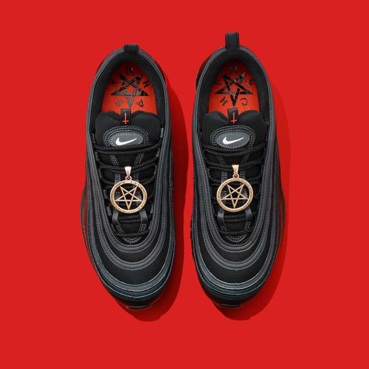 Satan, Nike, Kevin Jackson