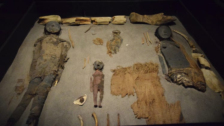 04 Chinchorro mummies
