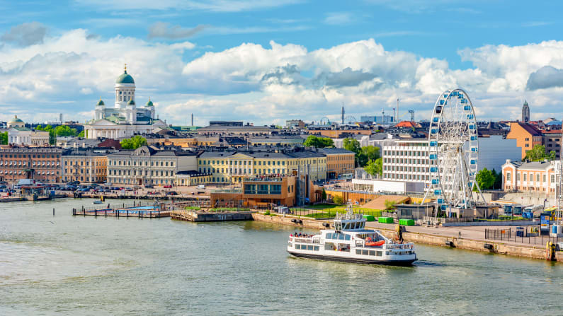 Finland regularly makes the top of world's happiest country lists.