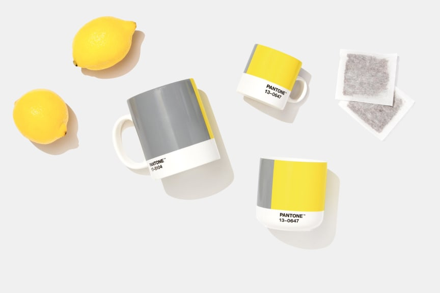 pantone color of the year 2021 ultimate gray illuminating yellow