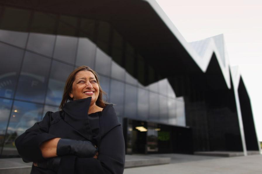 Zaha Hadid Style zaha hadid: 'there should be no end to experimentation' - cnn style