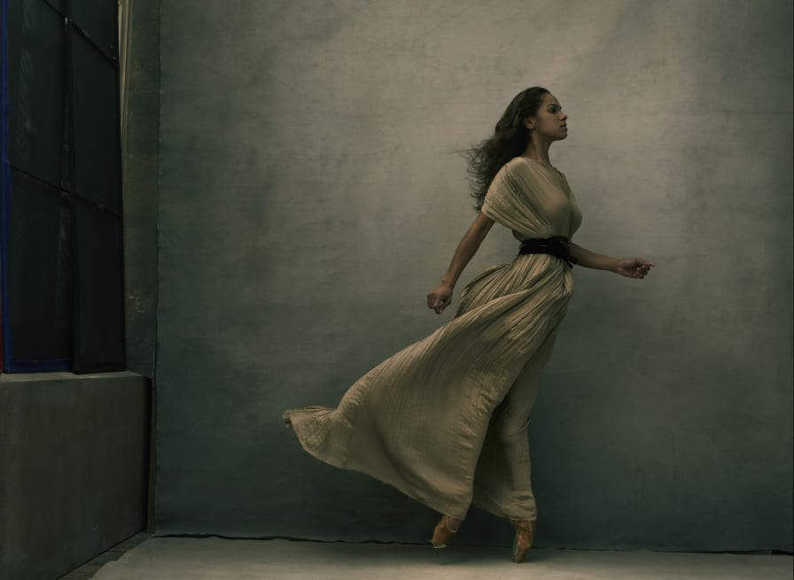 Annie Leibovitz Women New Portraits Misty Copeland 2