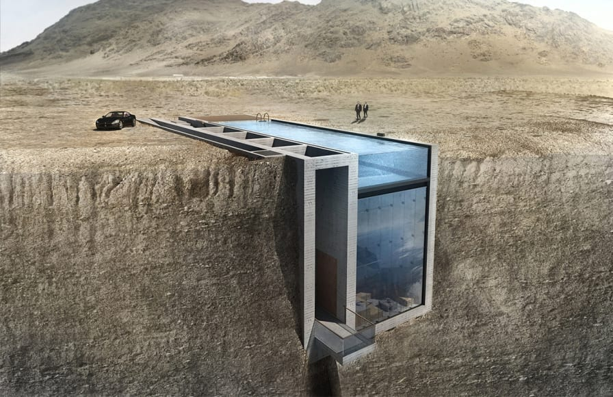 House being built into a cliff, thanks to internet - CNN Style on rock mountain homes, elevated mountain homes, country mountain homes, alternative mountain homes, underground gardens, mountain top homes, underground home interiors, underground home designs, underground home plans, underground pool, timeless mountain homes, forest mountain homes, underground restaurants, concrete mountain homes, red mountain homes, tunnel mountain homes, building mountain homes, industrial mountain homes, underground kitchen, underground houses,