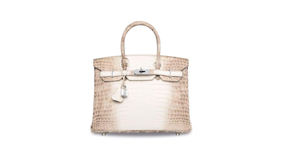 Birkin Bag Record Breaking