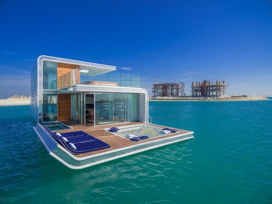 Floating Homes 1
