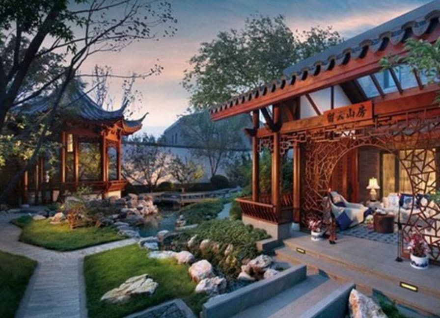 Why China's super wealthy shun Western-looking homes - CNN Style on house inside a china, homes in china, small apartment designs in china,