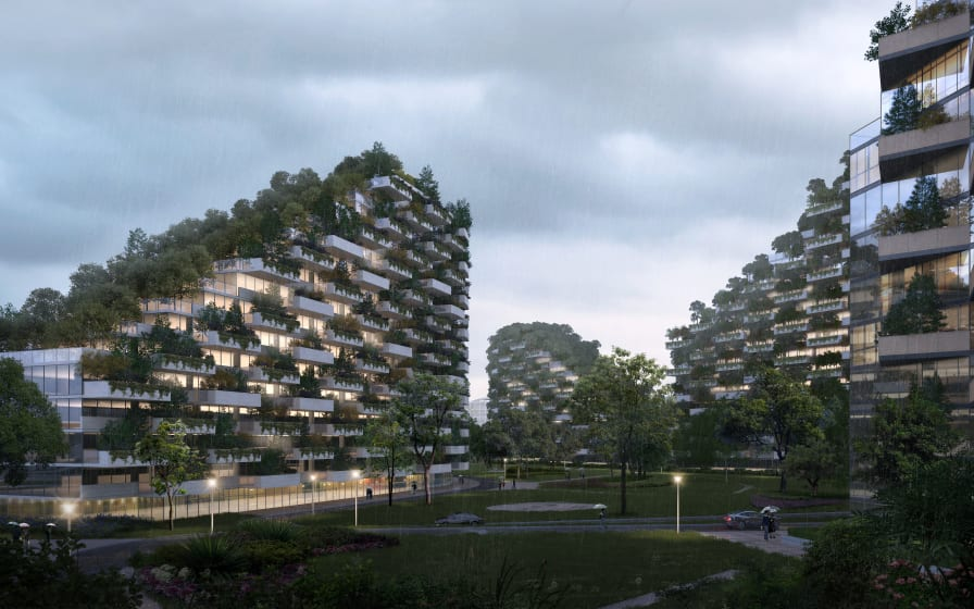 China Forest City 6