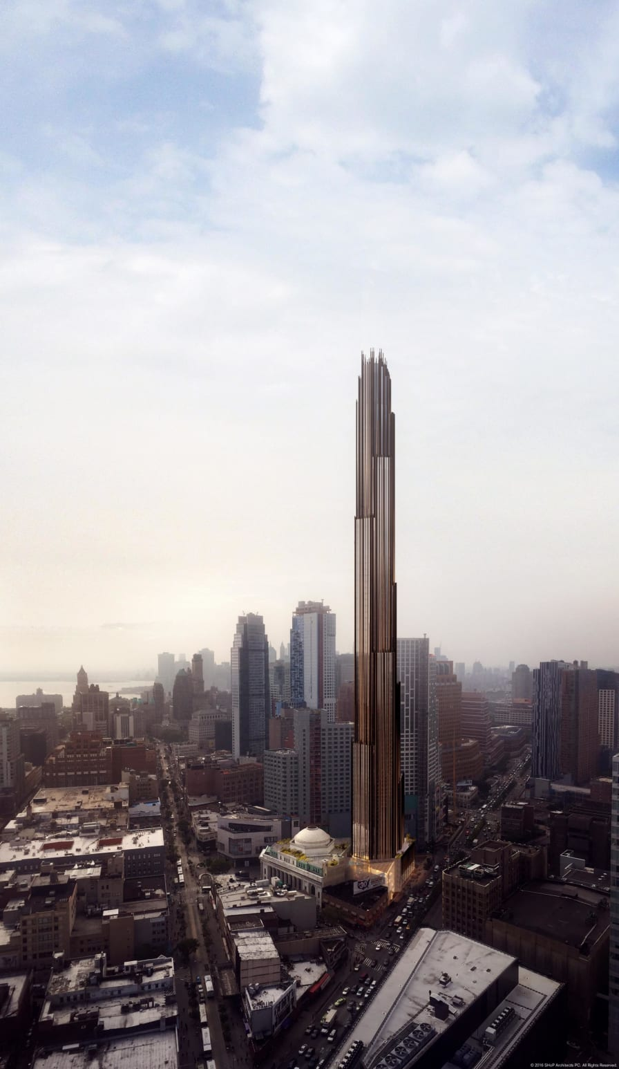 the slender skyscrapers changing new york s skyline cnn style