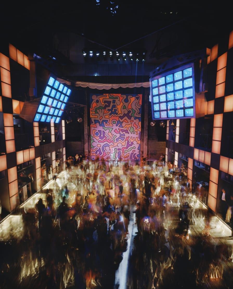 Delicieux Keith Haring Palladium