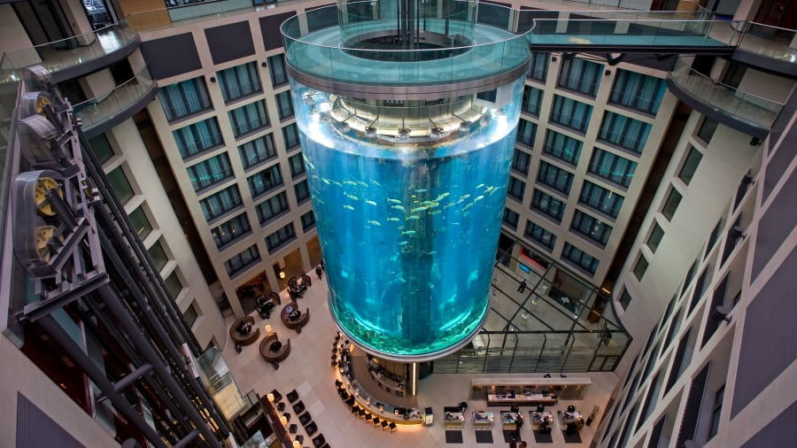 12 Elevators You Need To See To Believe Cnn Travel
