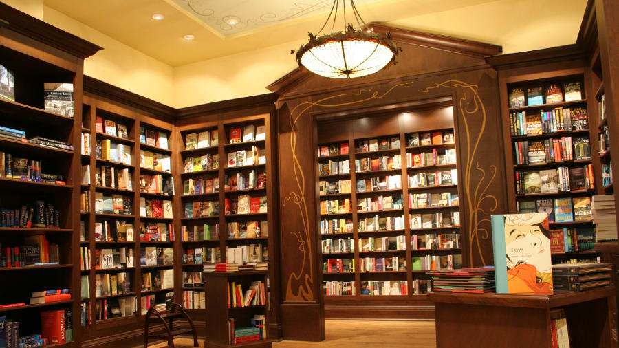 indie bookstores ben mcnally - Bookshelves For Bookstores
