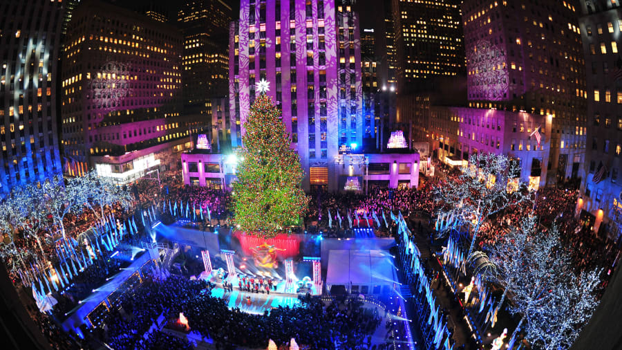 christmas destinations nyc - Best Christmas Getaways