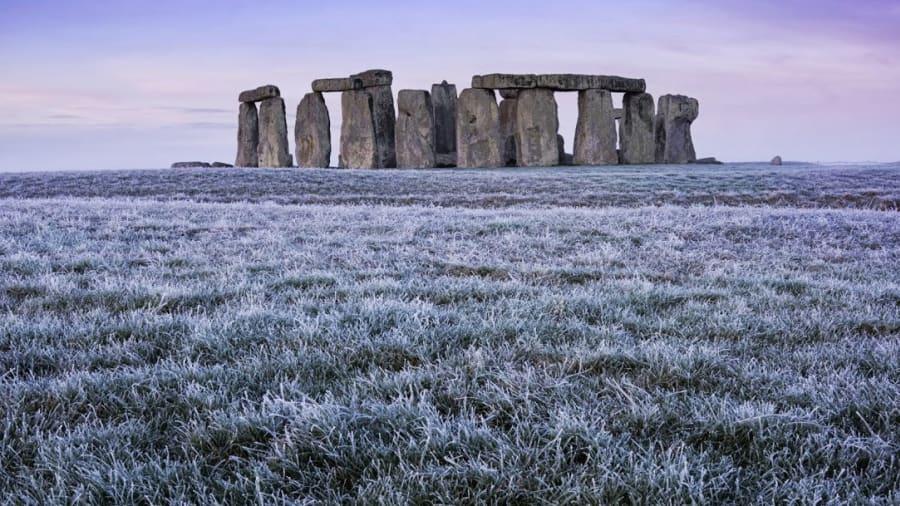 Image result for cnn stone circle found near stonehenge