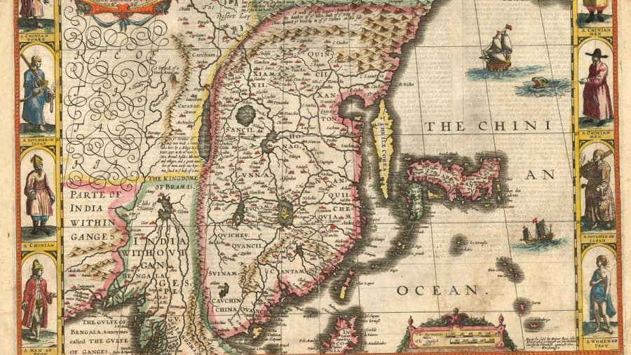 Love Maps Things Even Map And Atlas Fans May Not Know CNN Travel - Buy ancient maps