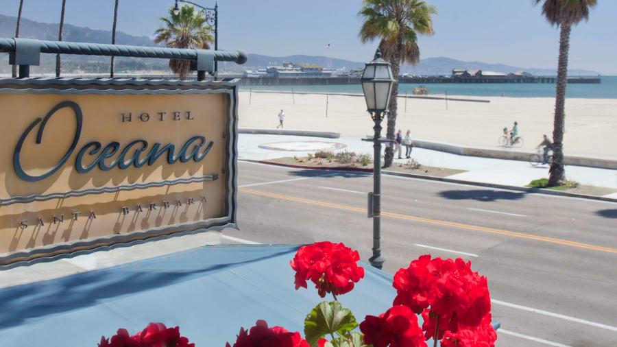 Beachfront Oceana