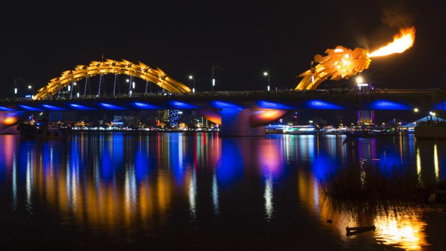 Image result for dragon bridge