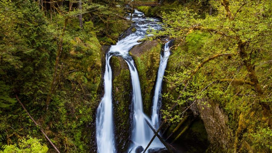 10 of the best waterfalls around the united states cnn travel