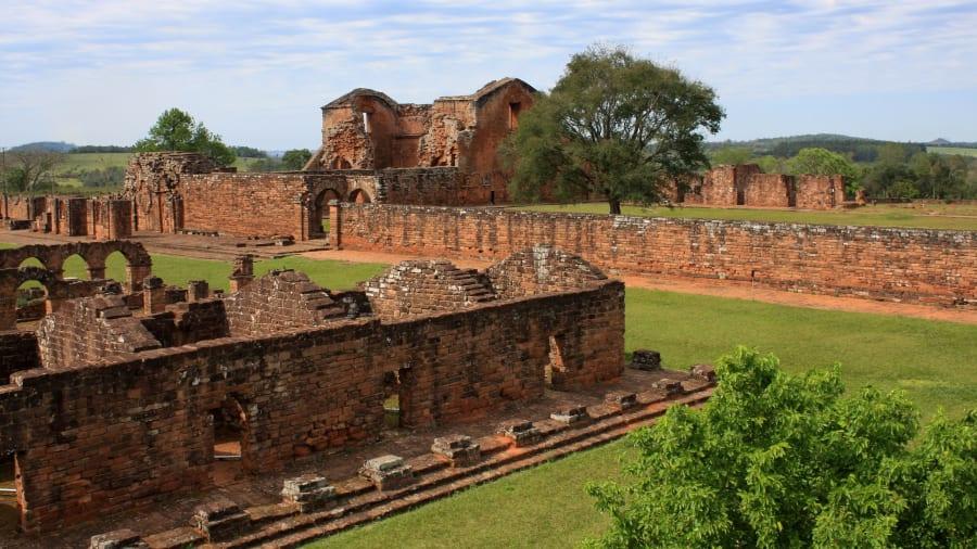 Misión Trinidad, Paraguay