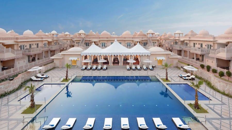 Cn Best New Hotels Grand Bharat