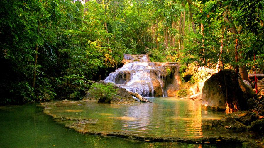 TA Natural Pools Erawan Falls 2