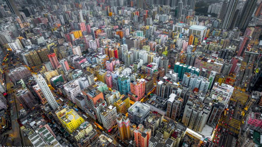 05 Hong Kong Urban Jungle