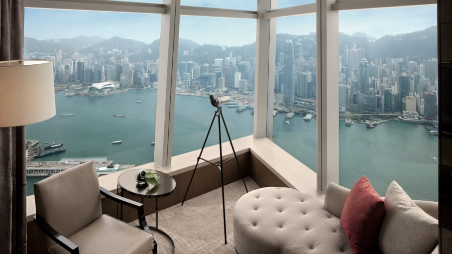Hong Kong Ritz Carlton