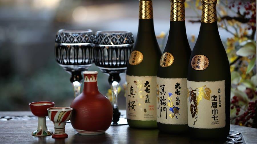 ruou sake noi tieng nhat ban