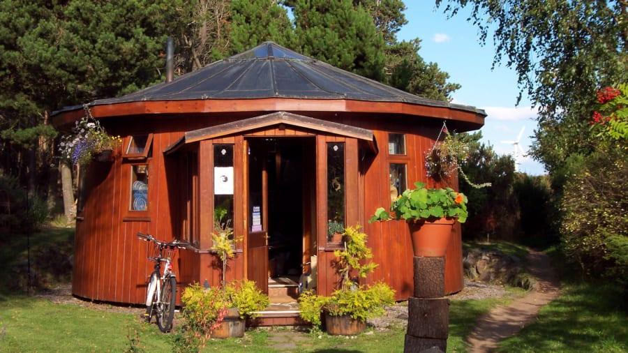 Barrel House2. Findhorn_ecohousesbagend1