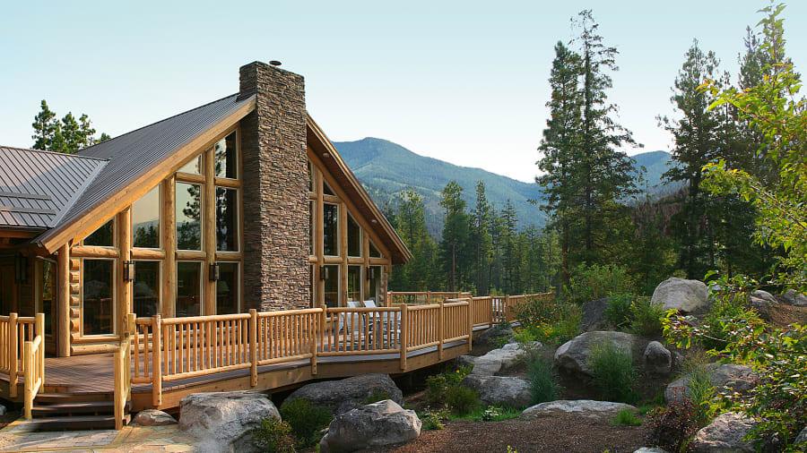 US Beautiful Hotels 5 Triple Creek Ranch