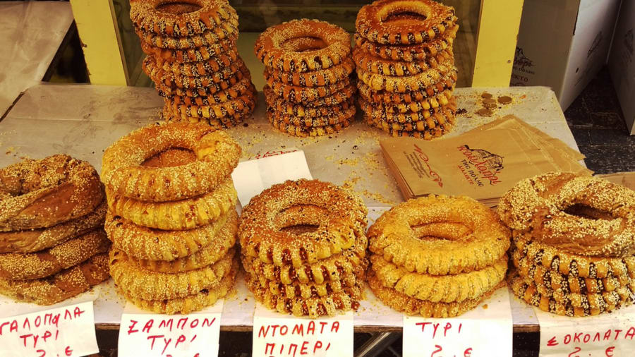 Athens street food greeces culinary revolution cnn travel ibookread Download