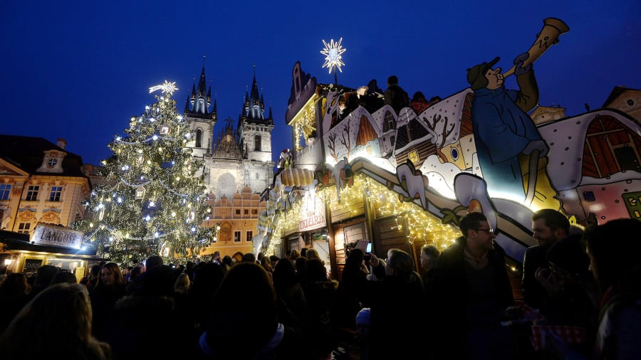 Christmas Markets Prague 500073376