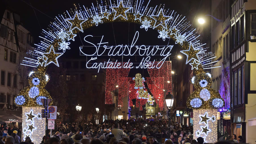 christmas markets strasbourg 625763012 - Best Places To Spend Christmas In Usa