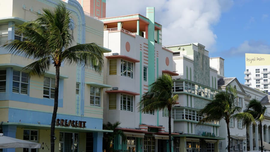 miami beach art deco around every corner cnn travel
