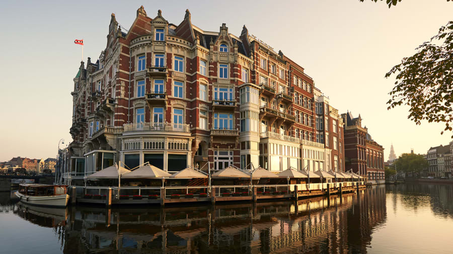 Amsterdam Cside Hotelsl Europe