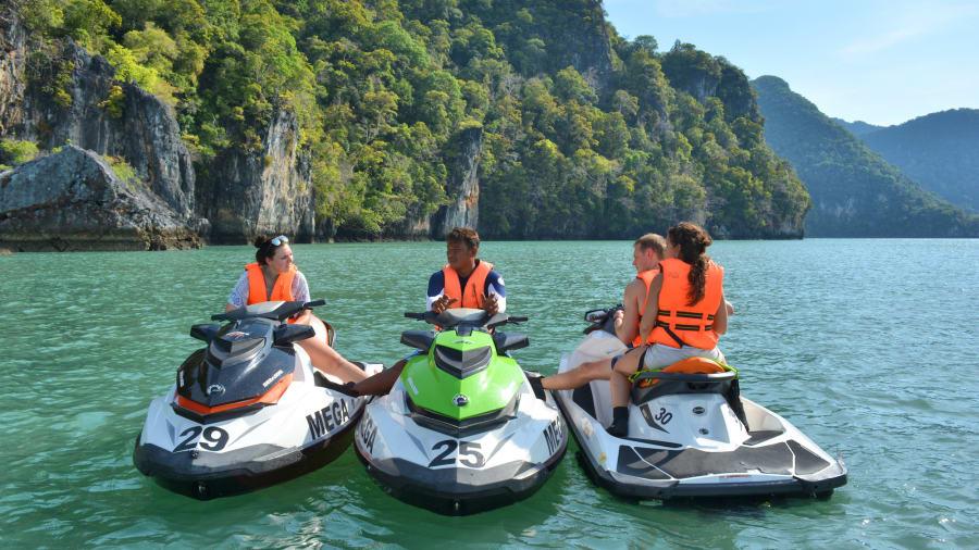 Hangatnya Pesona 5 Pulau Tropis Ini Dijamin Bikin Ngiler Gan!