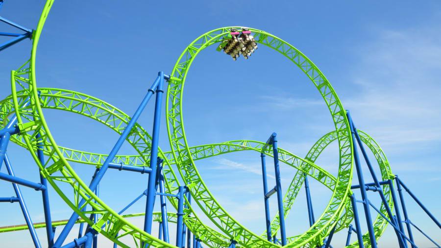 Roller Coaster Market in 360MarketUpadates.com