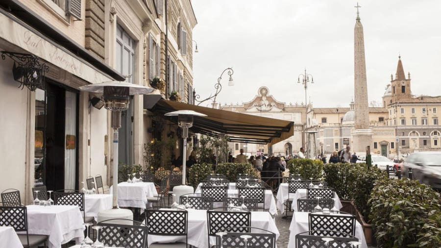 Rome\'s outdoor restaurants: The best al fresco dining | CNN Travel