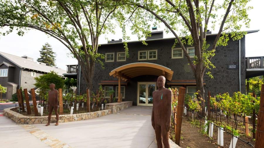 01 7 Best Hotels In Napa Valley Senza