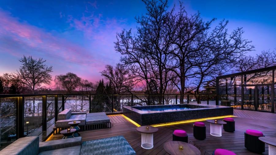Beijing S Best Hotels 23 Vue The Moon Bar