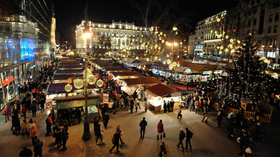 xmas markets budapest christmas fair tila - Best Christmas Markets In Germany