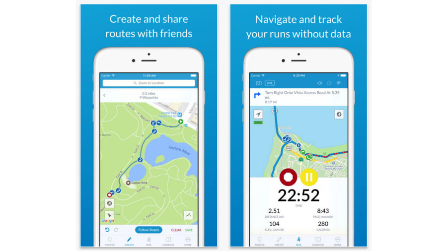 Best Travel Apps To Download Before Your Next Trip CNN Travel - Map your walk app
