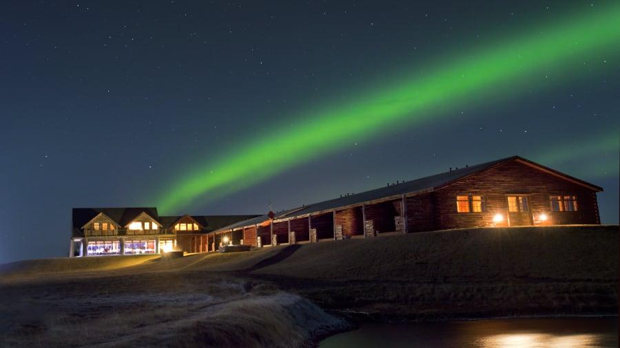 Northern Lights Hotel Ranga
