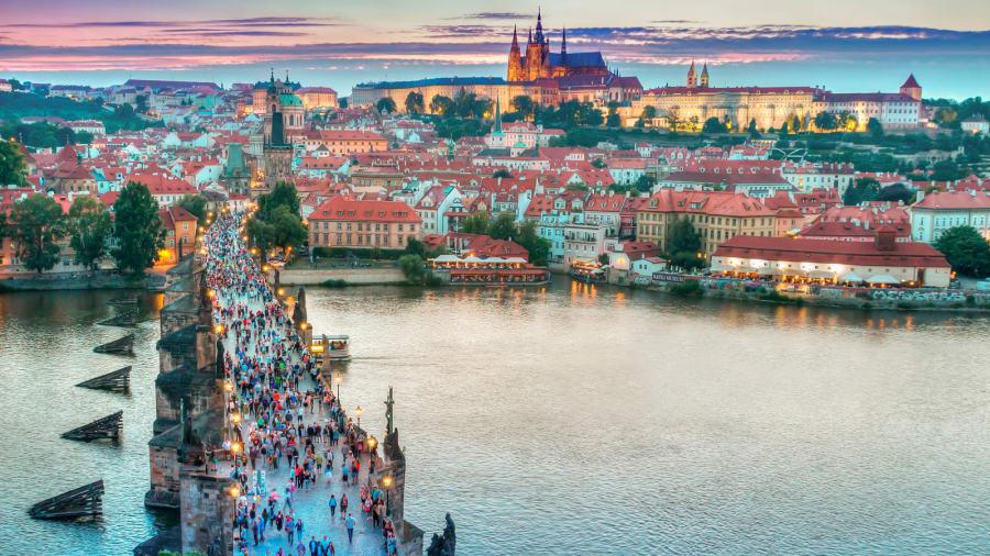 想去欧洲旅游?先看看这个,哪个欧洲城市最便宜?