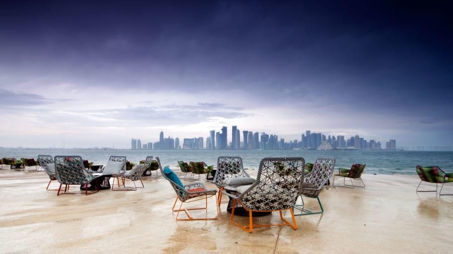 Best of Qatar MIA park cafe