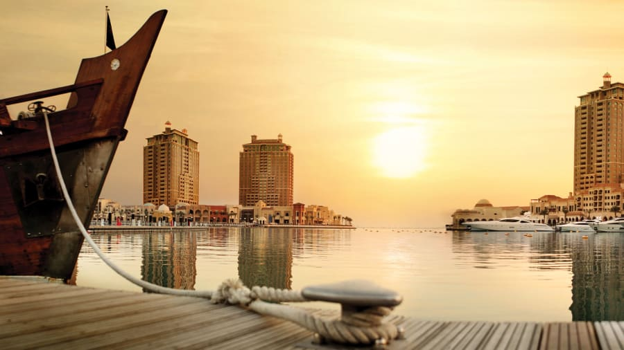 Best of Qatar The Pearl